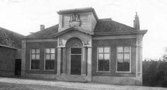 Weeshuis Dokkum rond 1945- 1950