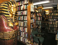Dawn Treader Book Shop in Ann Arbor, MI. Exactly what a book shop should be.