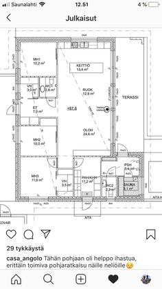 Saunas, Beach House, House Plans, Buildings, Floor Plans, How To Plan, Ideas, Home, Beach Homes