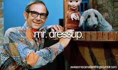 Mr. Dressup, Casey and Finnegan..... For 32 years, Ernie Coombs played Mr. Dressup and opened the doors to a world of imagination when he lifted the lid on his famous Tickle Trunk and shared in the antics of his faithful puppet friends Casey and Finnegan.