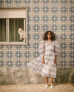 Vogue Spain, Vogue Russia, Elegant Wedding Dress, Wedding Dresses, Ethereal Beauty, Delft, International Fashion, Asymmetrical Dress, Dress Collection