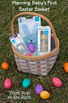 Sugar stripe babys first easter basket easterspring pinterest sugar stripe babys first easter basket easterspring pinterest easter baskets easter and sugaring negle
