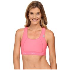 468045947b CW-X Xtra Support Bra III (Soft Pink) Women s Bra ( 50) ❤ liked on Polyvore  featuring activewear