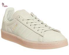 adidas Campus W, Chaussures de Sport Femme - Différents Coloris - Multicolore (Balcri/Balcri/Roshel), 37 1/3 EU
