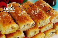 Baklava Pastry Pastry (Crispy Crispy) (with video) - Delicious Recipes, Pasta Recipes, Cake Recipes, Snack Recipes, Snacks, Pizza Pastry, Wie Macht Man, Food Club, Turkish Recipes, Food Cakes