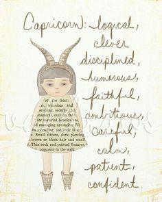 <3 Capricorn