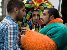 Four Lions. Funny and touching. And funny.