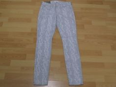 SEVEN 7 FOR ALL MANKIND NWT The Skinny Second Skin Legging Jean glitter Size 27  $79.99