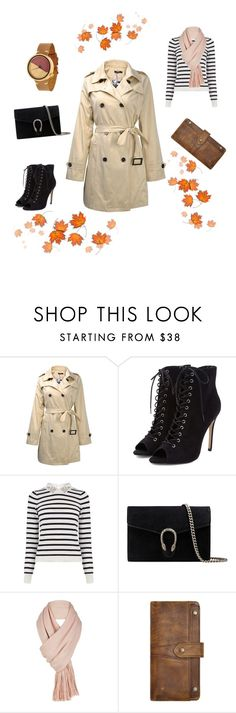 """""""Winter Outfit & Accessories For Girl"""" by hallomall ❤ liked on Polyvore featuring Oasis, Gucci and Free People"""