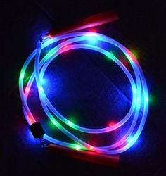 Light Up Jump Rope Light Show Double Dutch  Dutch