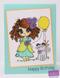 Happy Birthday Lettie by Vera W. Yates
