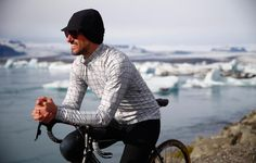 Charlotte Rain Jacket Grey Check | Café du Cycliste