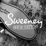 Tailored Shoes designed by Amy Winehouse Tattoo Artist Henry Hate & British Designer Oliver Sweeney