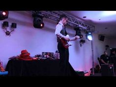 Noah's Guitar Performance @ His Bar Mitzvah on May 30, 2015
