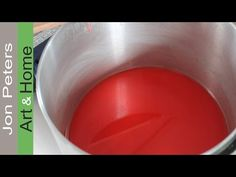 Encaustic Painting - How To Make and Use - YouTube