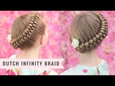 Dutch Inifinity Headband Braid by Holster Brands   YouTube   Kids     More information