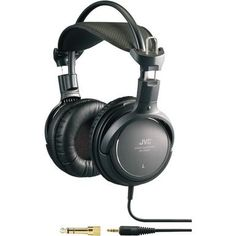 JVC - Dynamic Sound High-Grade Full-Size Headphones