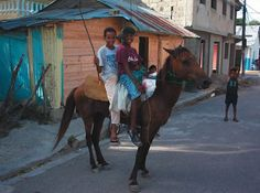 Transportation for the people of Dominican Republic.