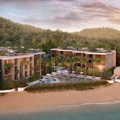 Montazure-One Bedroom-Freehold or Leasehold-On BeachFront