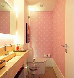 Inspiração do dia: 47 lavabos elegantes