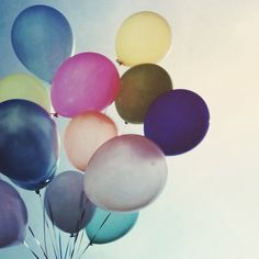Balloons by @mattknisely • Instagram