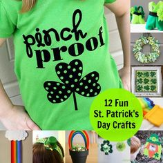 12 Fun St. Patrick's Day Crafts
