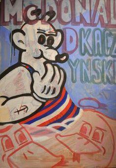 "Simpson ""McDonald Kaczyński"" 2014 r."