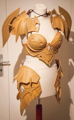 Worbla Armor Tutorial
