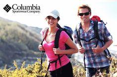Columbia Outdoor-Kleidung