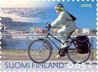 Postimerkkikeskus Akita, Postage Stamps, Finland, Euro, Paper, Winter, Winter Time, Stamps