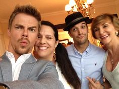 derek hough family | Pure Derek Hough (PureDerekHough) on Twitter