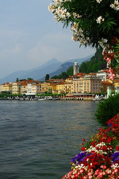 Bellagio, Lake Como, Italy • by lonut lordache