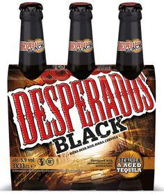 Oct 2015: Desperados Black