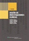 Diseño de investigaciones clínicas / Stephen B. Hulley ... [et al.]  3ª ed. Barcelona : Wolters Kluwer, cop. 2008