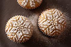 #snowflake #cupcake #sugar #food #delicious