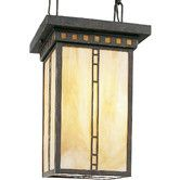 Found it at Wayfair - Arts and Crafts 3 Light Foyer Pendant