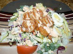 Unique Luxury Catering - Shrimp Louis Salad with Spicy Louis Dressing - Scottsdale, AZ, United States