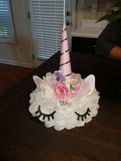 42 Mejores Imágenes De Centros De Mesa Unicornio Unicorn Birthday