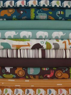 really think I need this bundle. ahem. I mean, I really think my kids would enjoy these as a quilt. :D