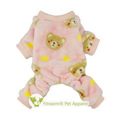 Fleece Dog Coat Pattern