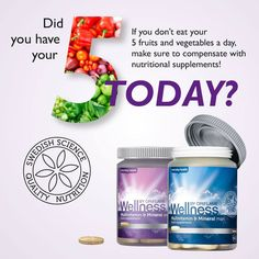 If you did, fantastic! If you didn't fear not – Wellness Multivitamin &…
