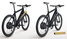 Stromer Electric Bicycle - Swiss-made e-bikes boasting up to 33mph of kick with the look and feel of a city commuter