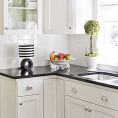 Kitchen Backsplash Ideas | Subway Tile | SouthernLiving.com