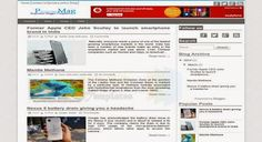 Pronews Mag Responsive Blogger Template is a simple responsive theme with used for different purposes.