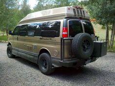 We just appraised a very rare and special Roadtrek Class B Motorhome What a beauty! Chevrolet Van, Chevy Van, Ambulance, Chevy Conversion Van, Lifted Van, Class B Motorhomes, Off Road Bumpers, Gmc Vans, Class B Rv