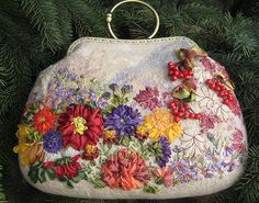 Beautiful purse