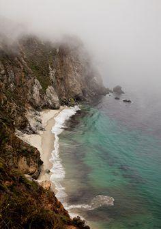 (via mcway falls, big sur, california )