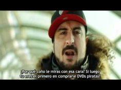 RAP CONTRA EL RACISMO VIDEO OFICIAL CON LETRA - YouTube