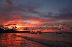 Pleasure of Sunset in #Thailand