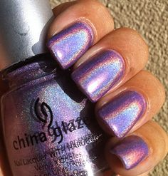 China Glaze OMG Collection - IDK